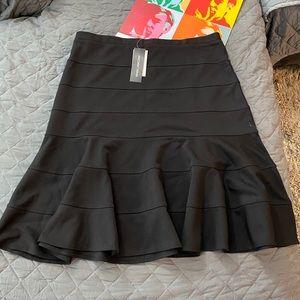 NWT Spense black skirt